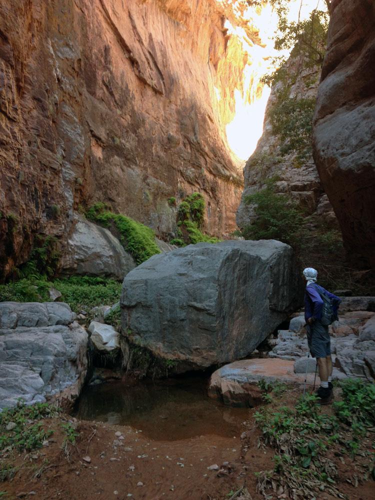 Day 3 Hidden Spring Canyon